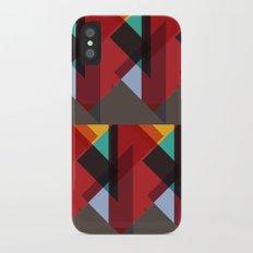 Crazy Abstract Stuff iPhone X Slim Case