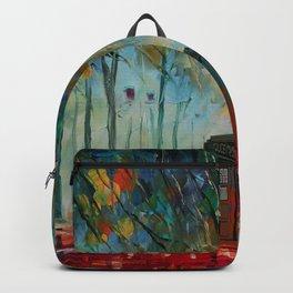 TARDIS ALONE Backpack
