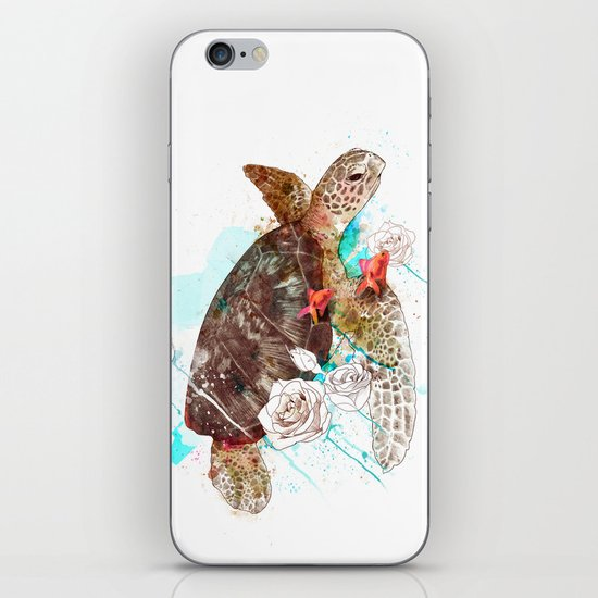 Tortuga iPhone & iPod Skin