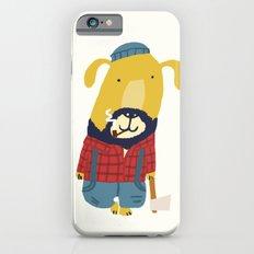 Rugged Roger - the lumberjack Slim Case iPhone 6s