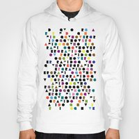 wallpaper Hoodies featuring Wallpaper #1 by Hovercraftdoggy