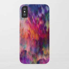 Sunset Storm iPhone Case