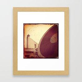 By Eternal Time Framed Art Print