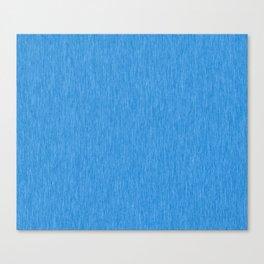 Azure Fibre Canvas Print
