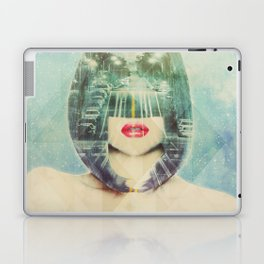 If you don know where you going, any road will get you there. Laptop & iPad Skin