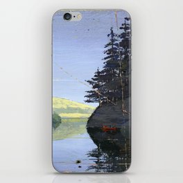 canoe iPhone Skin