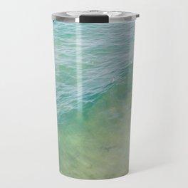 Peaceful Waves Travel Mug