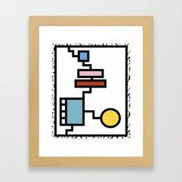 Stairway to Paradise Framed Art Print