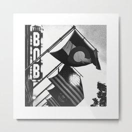 Patriotisme Metal Print