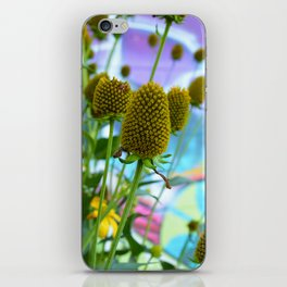 Graphic Weed iPhone Skin