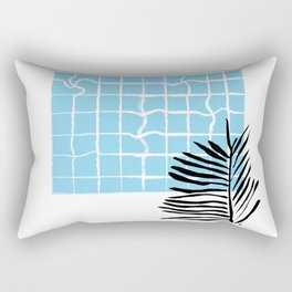 Swimming pool Rectangular Pillow