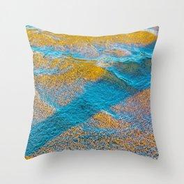 Rhine Gold Throw Pillow