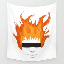 Heightened Senses Wall Tapestry