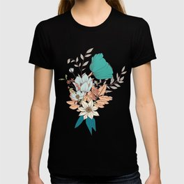 Botanical pattern 003 T-shirt