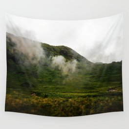 Green Land Wall Tapestry