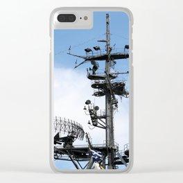 Radar Clear iPhone Case