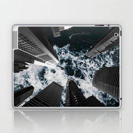 Sky is Rough Laptop & iPad Skin