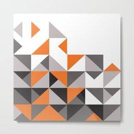 Modern Pattern No. 126 Metal Print