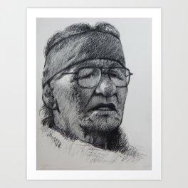 At Standing Rock 5 Art Print