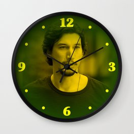 Adam Driver - Celebrity Wall Clock