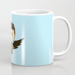 Cas With Wings Coffee Mug