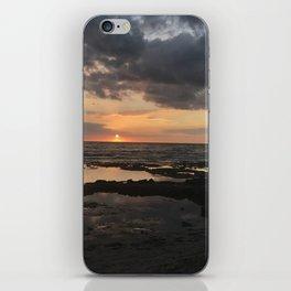 Hawaiian Sunset iPhone Skin