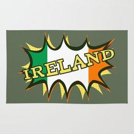 Ireland Patrick's day Rug