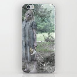 "VAMPLIFIED ""Apparition"" iPhone Skin"