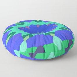 Unrepresented Aetiology 20 Floor Pillow