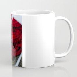 Red Dyeing Coffee Mug