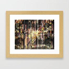boogie woogie #2 Framed Art Print