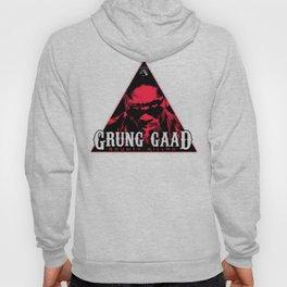 """Bounty Killer aka """"Grung Gaad"""" Hoody"""