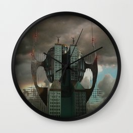 Ministry of Wars Wall Clock