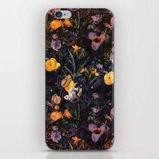 Night Forest II iPhone & iPod Skin