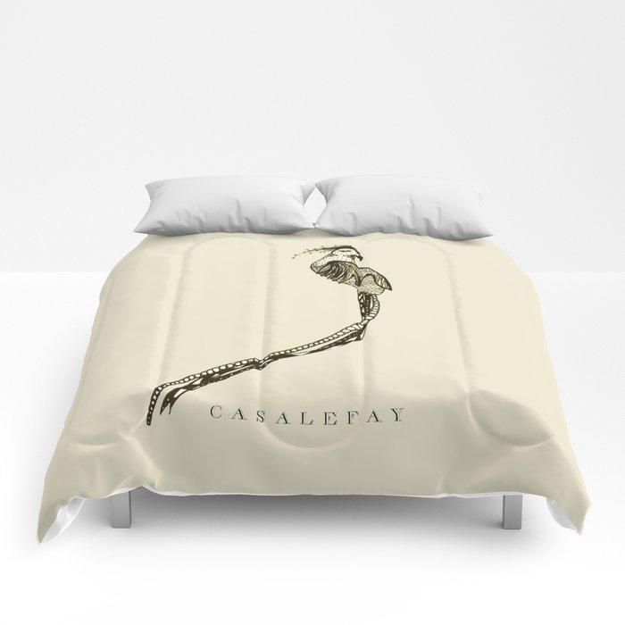 Quetzal power Comforters