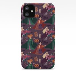 The Witch is Back! iPhone Case