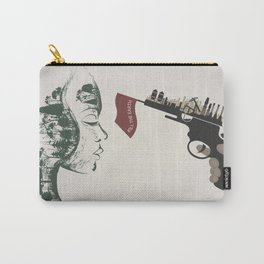 forest girl and gung Carry-All Pouch