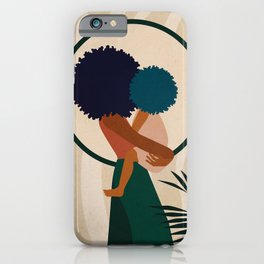 Stay Home No. 3 iPhone Case