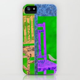 Chairs iPhone Case
