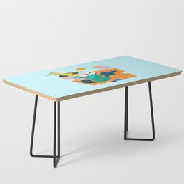 A flower in Antibes Coffee Table
