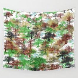 Oaks Pattern noproblem Wall Tapestry