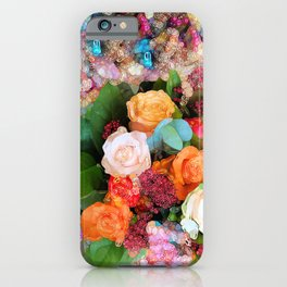 It's Been a Good Year for the Roses iPhone Case