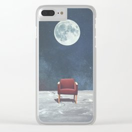 The Subconscious Clear iPhone Case