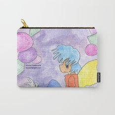 Bunny and Faerie Carry-All Pouch