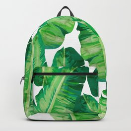 Exotic tropical pattern I Backpack