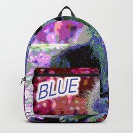 DAD-O BLUE Backpack