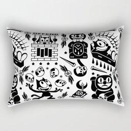 Felix The Cat Rectangular Pillow
