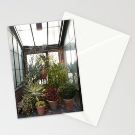 Plant Family Portrait Stationery Cards