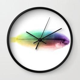 Fish X-Ray Wall Clock