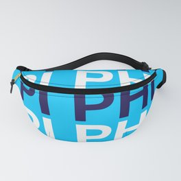 PI PHI HAVE A NICE DAY Fanny Pack
